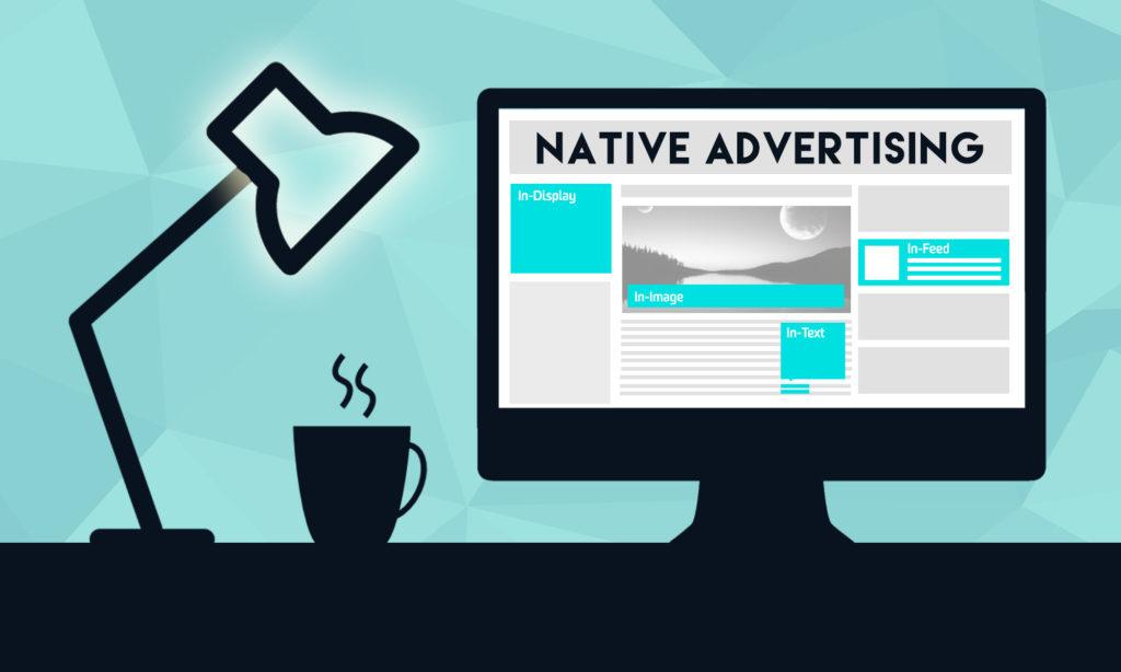 Kết quả hình ảnh cho quảng cáo native ads